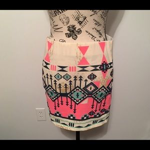 Freeway ( Anthropologie) Mini  Skirt